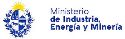 Logo del Ministerio de Industria, Energía y Minería